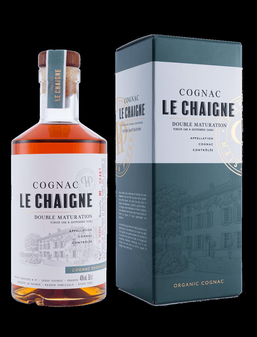 Cognac Le Chaigne Bio