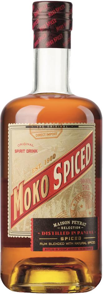 Rhum Moko Spiced